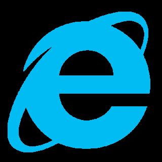 Internet Explorer シンボルマーク